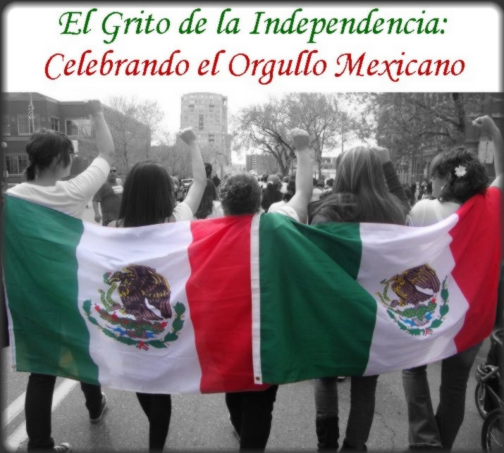 Celebrating Mexican Pride photo